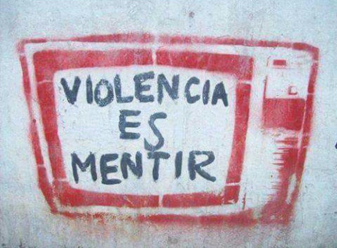 mentir-es-violencia