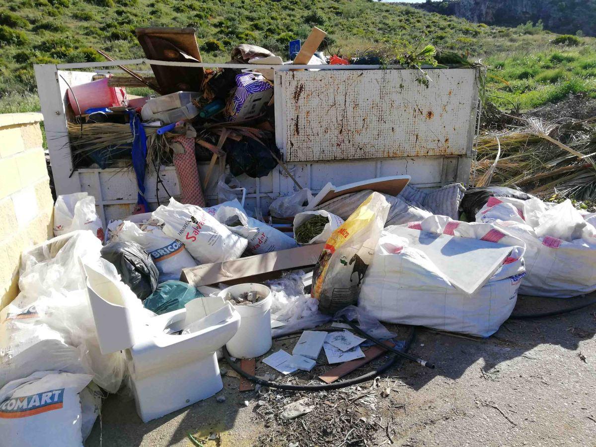 La Alquería: Recogida de residuos, ¿A demanda?