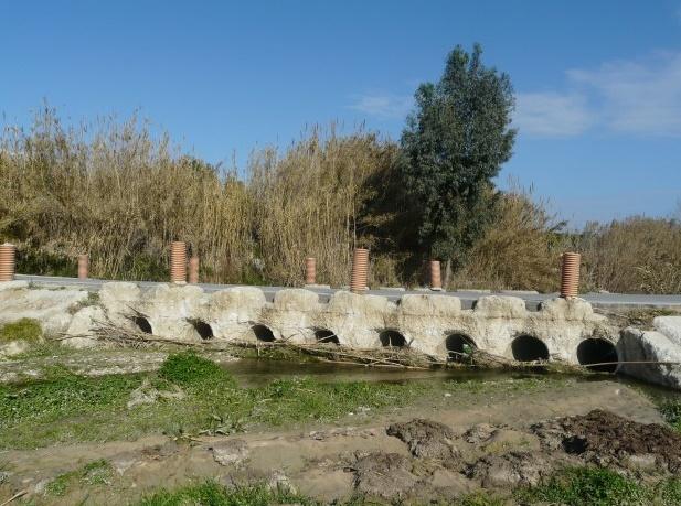 Arroyo del Valle Puente Lavadero