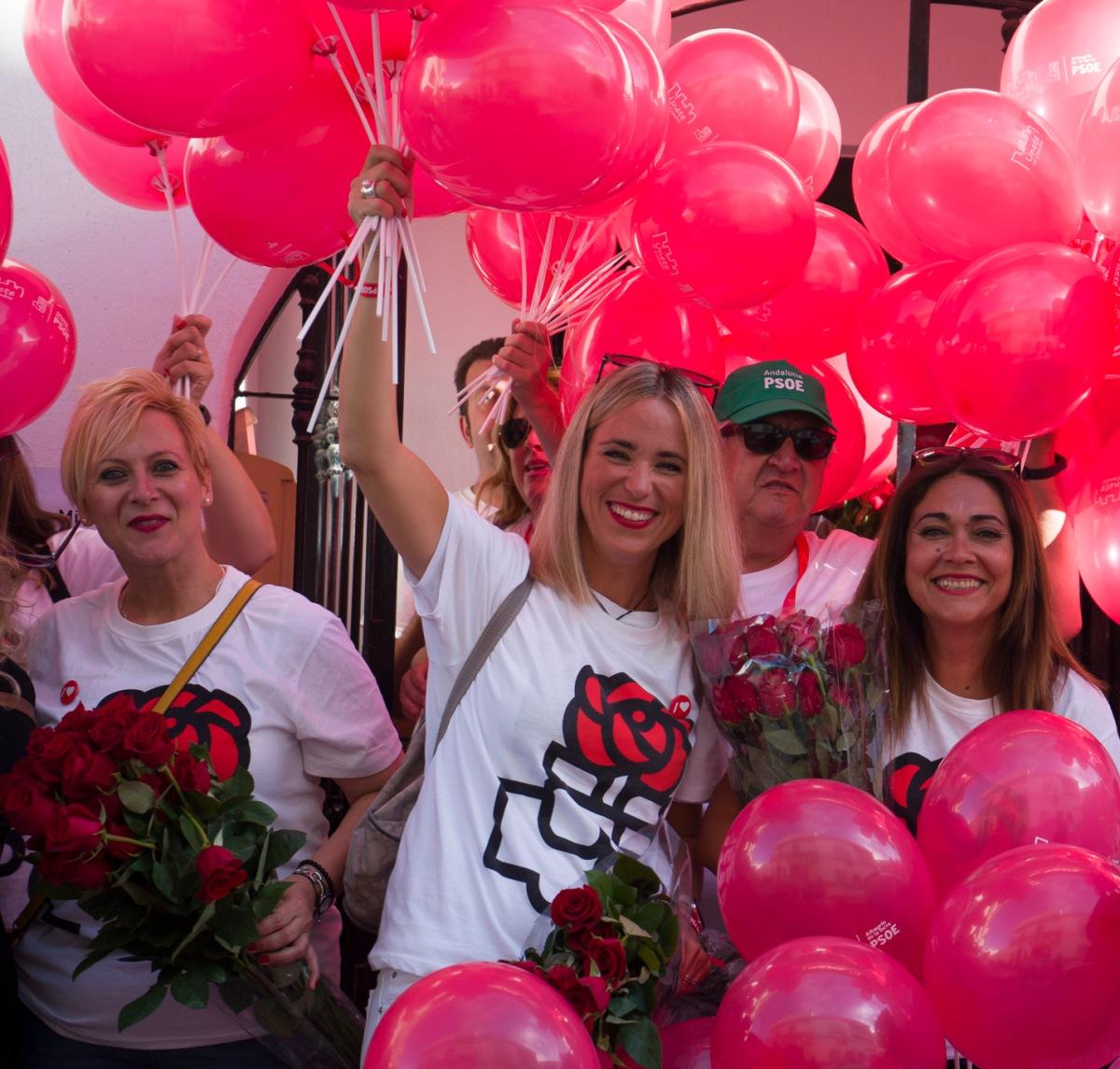 El PSOE pide una movilización progresista en las urnas para acabar con un cuarto de siglo del gobierno insensible de la derecha.